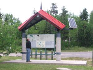 West Hawk Lake Pavilion