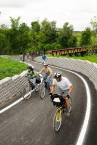 La TransTerrbonne à vélo