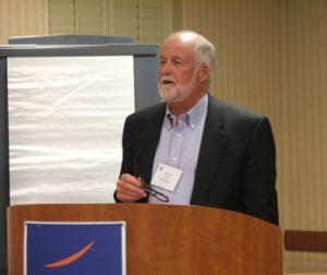 Cameron Clark, TCT Director