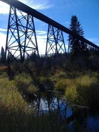 Pass Lake Trestle (aka Blende River Viaduct)