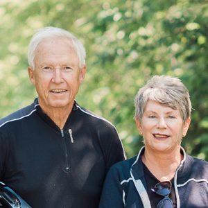 David and Leslie Bissett