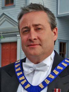 Dawson City - Potoroka, Mayor Wayne