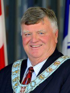 Gander - Elliot, Mayor Claude