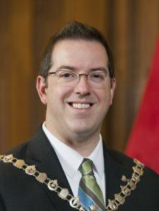 Guelph - Guthrie, Mayor Cam