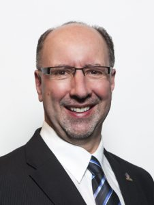Lloydminster AB - Saunders, Mayor Rob