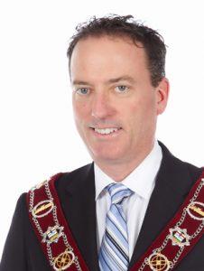 Medicine Hat - Clugston, Mayor Ted