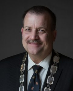 Pitt Meadows BC - Becker, Mayor John