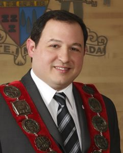 Sault Ste. Marie - Provenzano, Mayor Christian