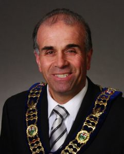 Severn Township - Burkett, Mayor Mike