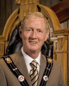 St John's - O'Keefe, Mayor Dennis