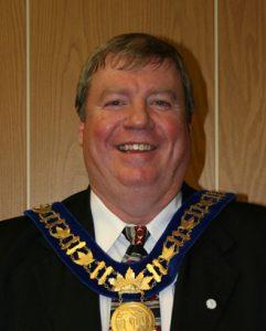 Trenton NS - MacKinnon, Mayor Glen