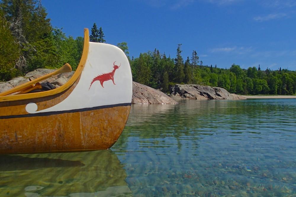 Big canoe 1 tc trail for The big canoe