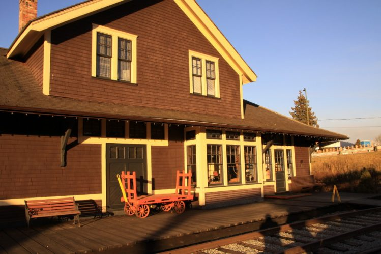 Port Moody Station, BC