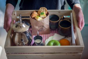 Breakfast at Inn by Mallard