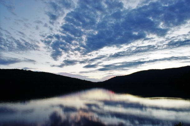 Lac Tremblant. Maltese-Crottier Kevin