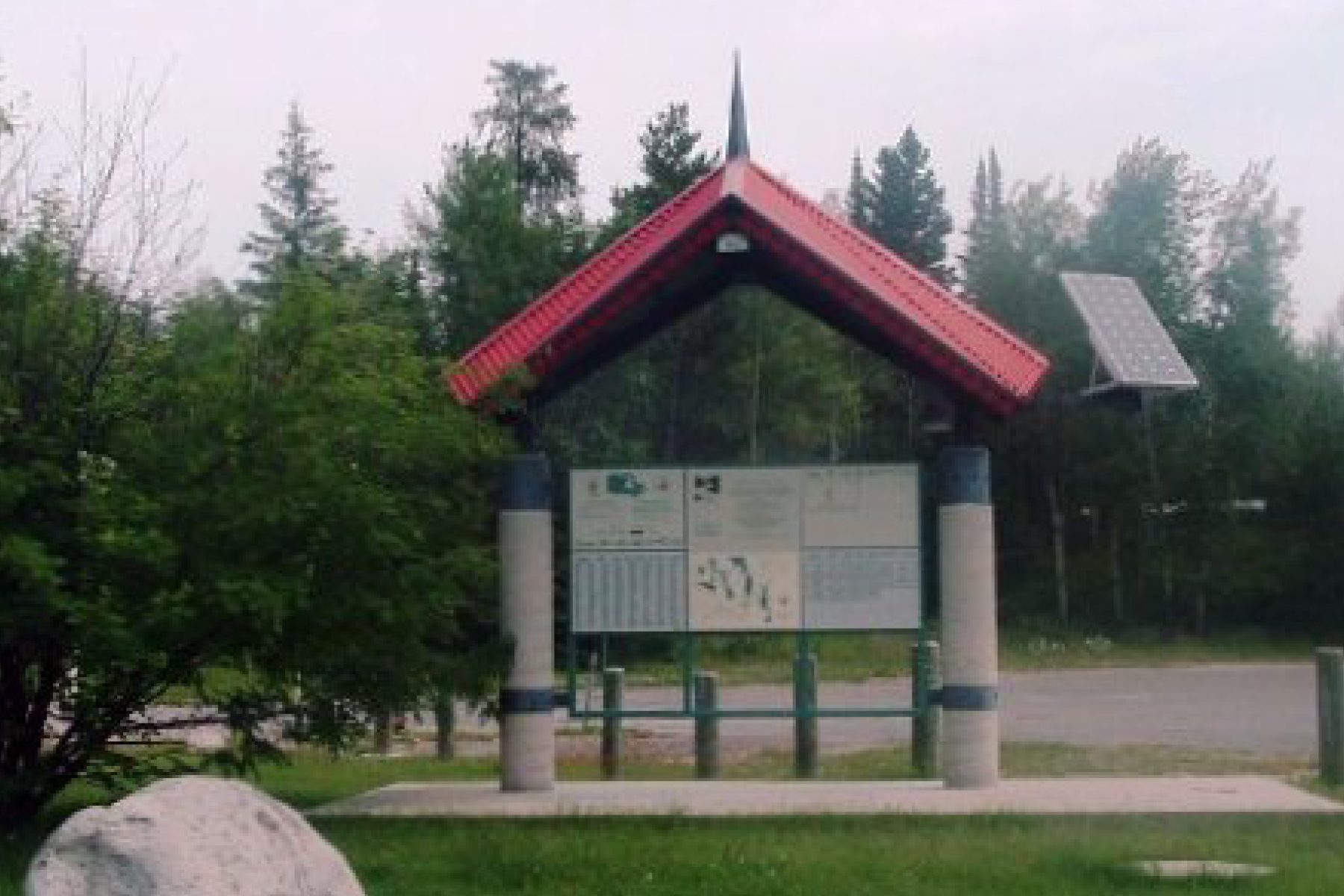 West Hawk LakePavilion
