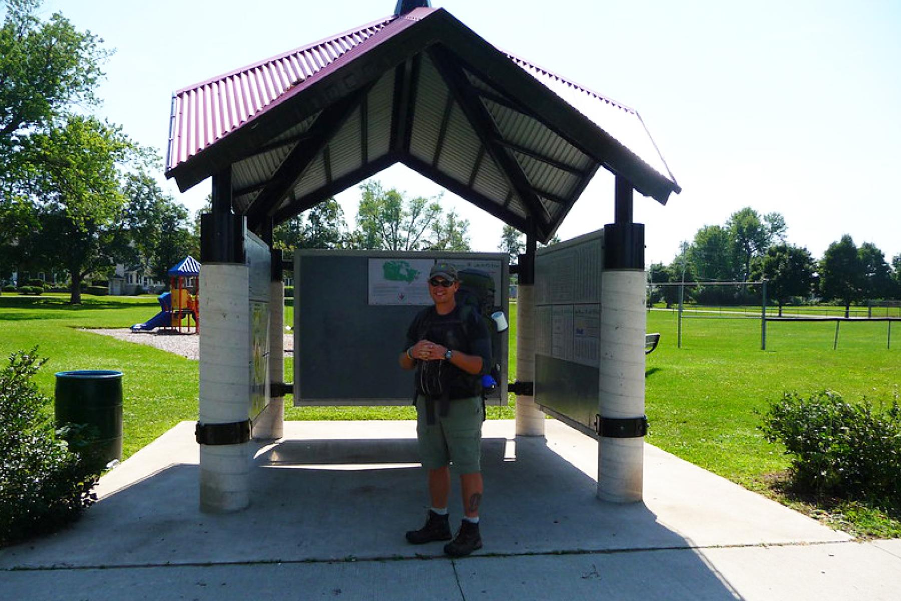 Fort EriePavilion