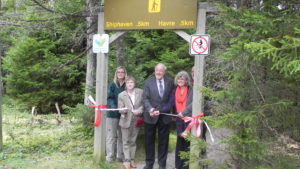 NB Fundy Trail opening