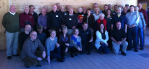 Trans Canada Trail national representatives meet in Cape Breton with NS Trails TCT supporters