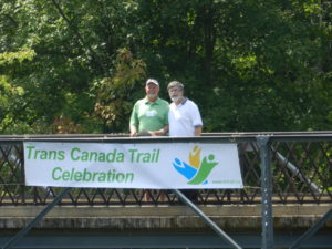 ON_K&P Frontenac Trail_Aug 9 2014_Trail opening