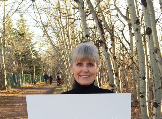 Deborah Apps, president & CEO of the Trans Canada Trail