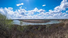 View of the South Saskatchewan River from Batoche Credit Christoph Reiners