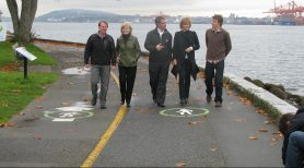 Alan LATOURELLE, Deborah APPS, Jim PRENTICE, Valerie PRINGLE, Simon WHITFIELD (2)