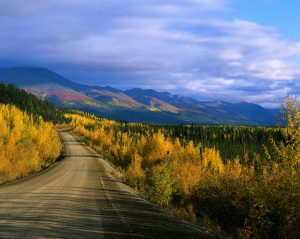 Image of the Dempster Highway in Yukon - the Great Trail