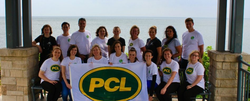 PCL Constructors Canada's Employees Go the Distance | The