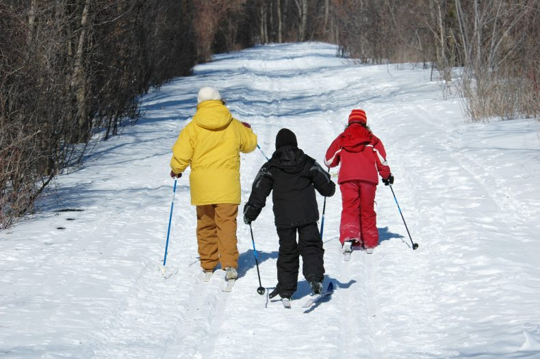 Stop winter blues with cross-country skiing