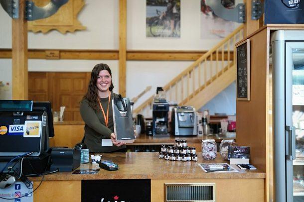 Caroline Fortin conseillière promotion touristique Carrefour Culturel de l'Érable