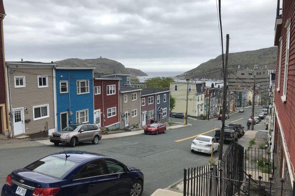 St John's tout en couleur /?\ Colourful St John's, Newfoundland