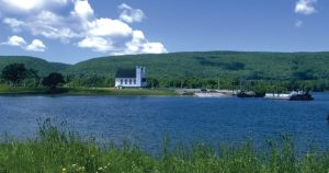 Bras d'Or Lake Water Route - Charles-André Roy